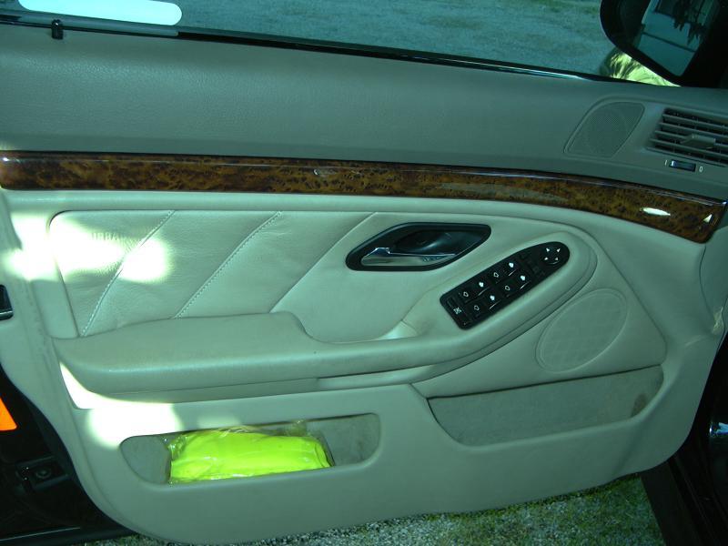 [BMW 530 d E39] Rénovation intérieure d'un Pack Sport M 188301P1000032