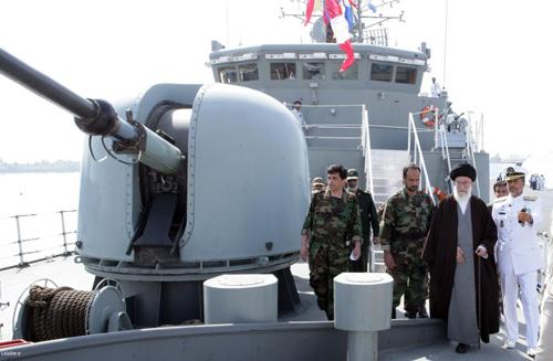 Marine Iranienne. 20533000219b82a3910ce9b8c61d