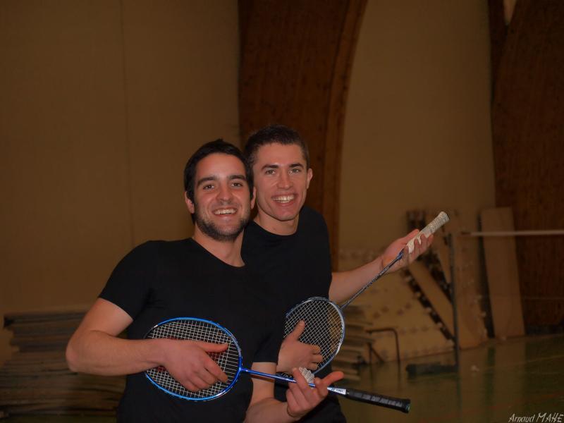 Badminton Tournois Régional Janvier 211892P1311800