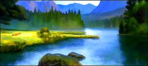 Ω Spirit Land. 22090FLEUVE
