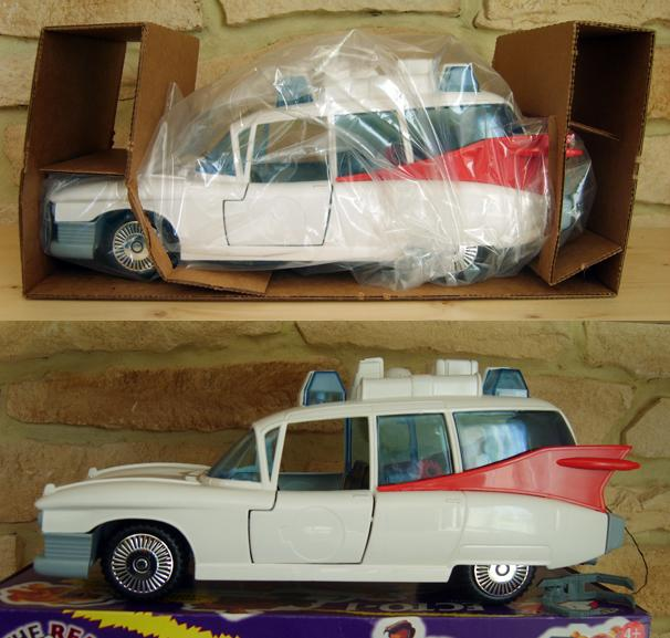 S.O.S Fantômes / The Real Ghostbusters (Kenner) 229700KENNER_ECTO_1_REAL_GHOSTBUSTERS_1