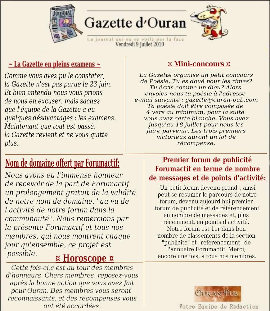 Gazette du 9 Juillet 2010 235913Sans_titre_1