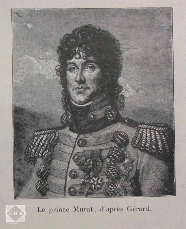 Joachim Murat : chasseur - général et Roi 236154ico459