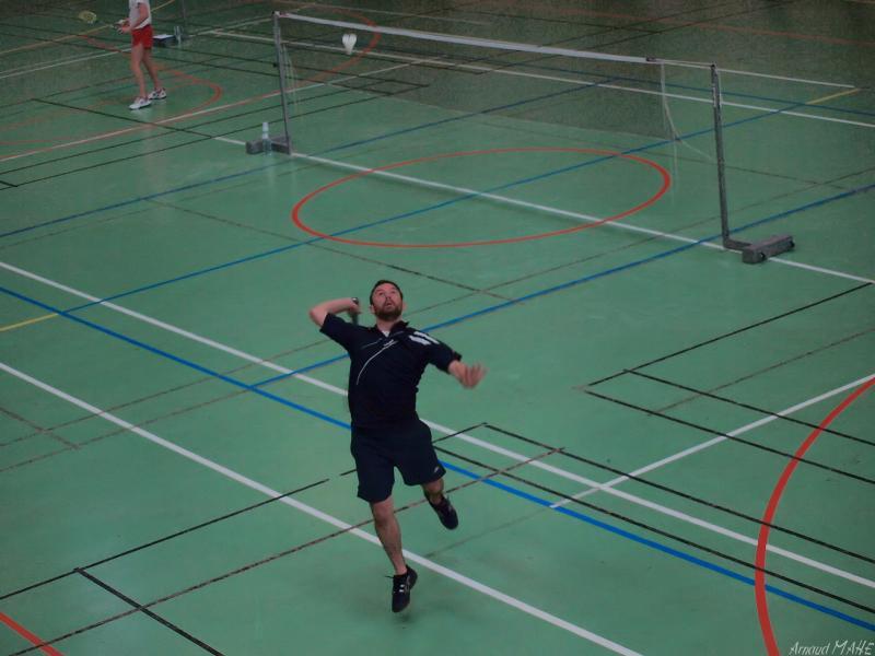 Badminton Tournois Régional Janvier 247112P1311705