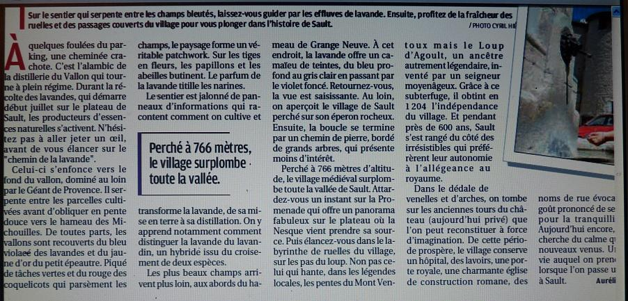 IL ETAIT UNE FOIS ..VALENSOLE - Page 3 24732P1100405
