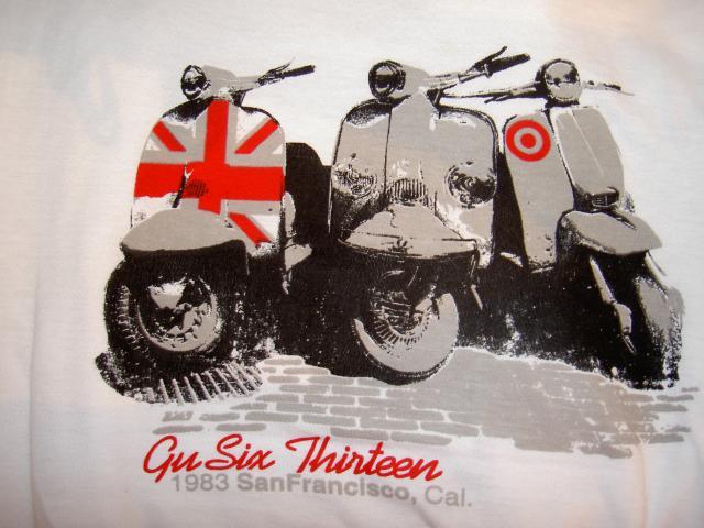 T-Shirt Scooters LAMBRETTA 255807PICT5011