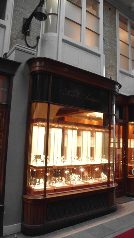 Boutique Omega Vintage à Londres, une bonne idée 260143P1060195