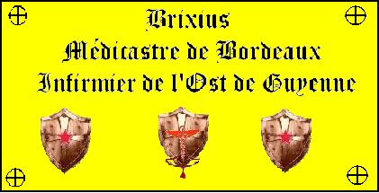 (10 novembre 1457 à...) 27208plaqueInfirmier