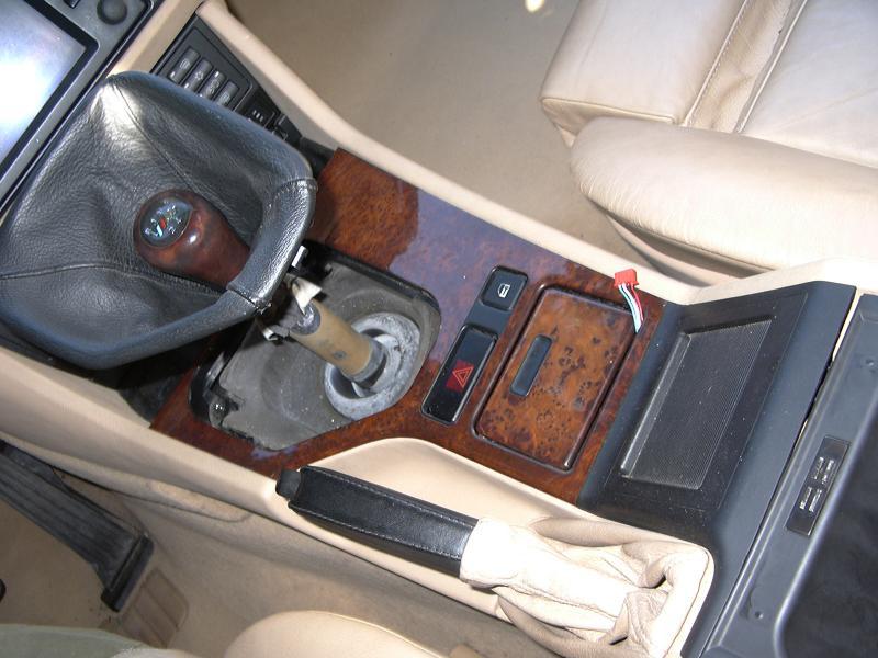 [BMW 530 d E39] Rénovation intérieure d'un Pack Sport M 283298P1000056
