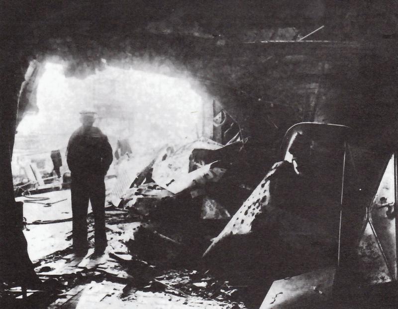ALLEMAGNE CROISEURS DE BATAILLE CLASSE DERFFLINGER 287772Derfflinger_Jutland