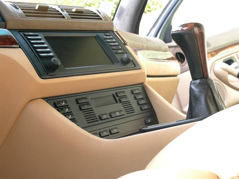 [BMW 530 d E39] Rénovation intérieure d'un Pack Sport M 295429P1000253