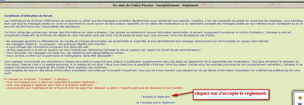 comment s'inscrire sur le forum des Amis de France Passion 29782imag2a