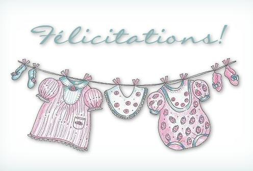 هنيئا للاخت بديعة بالمولود السعيد 317771naissance_felicitation_joliecarte2