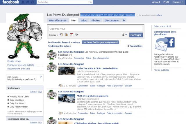 Les News du Sergent 318225facebook