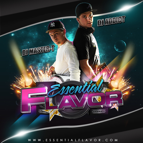 [PODCAST] ESSENTIAL FLAVOR by DJ ADDICT & MASTER-T (18) 319769Essential_Flavor_Podcast_Promo_500x500