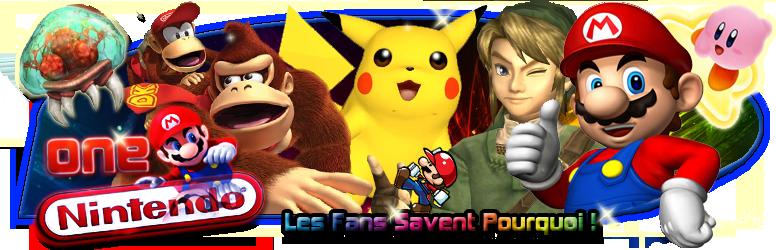 One-Nintendo - Les Fans Savent Pourquoi  322397banniere_ON