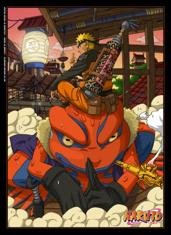 Galerie d'images Naruto - Page 5 326801jgu