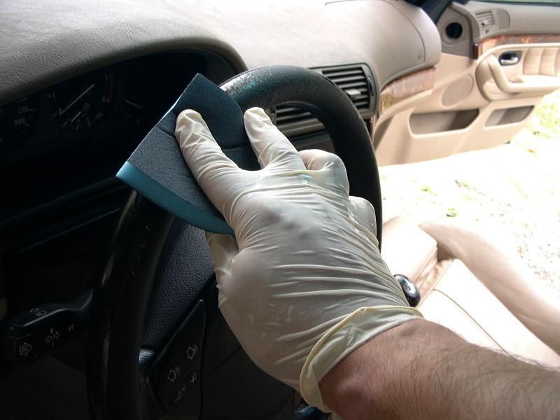 [BMW 530 d E39] Rénovation intérieure d'un Pack Sport M 337230P1000138