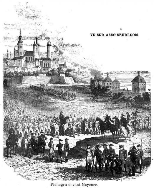 les campagnes de 1793 342694Pichegru_devant_Mayence