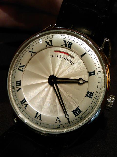 Où l'horlogerie devient art... (De Bethune inside) - Page 2 345721IMAGE225