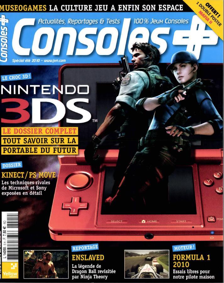 Consoles Plus 364482L4058H