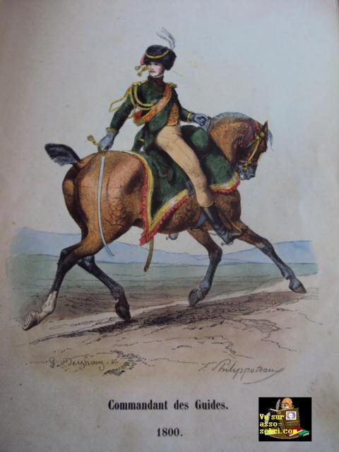Les chasseurs à cheval de la Garde 371470officiers_des_chasseurs_a_cheval_de_la_Garde