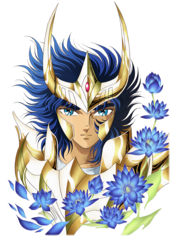 LES RENDERS GRAPHIQUES SAINT SEIYA  - Page 2 373305Ikki__3_