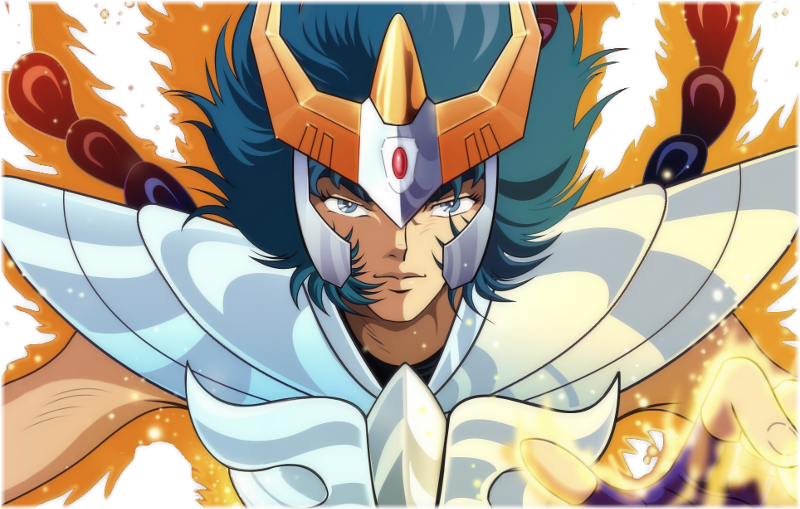 LES RENDERS GRAPHIQUES SAINT SEIYA  - Page 2 397724Ikki__12_