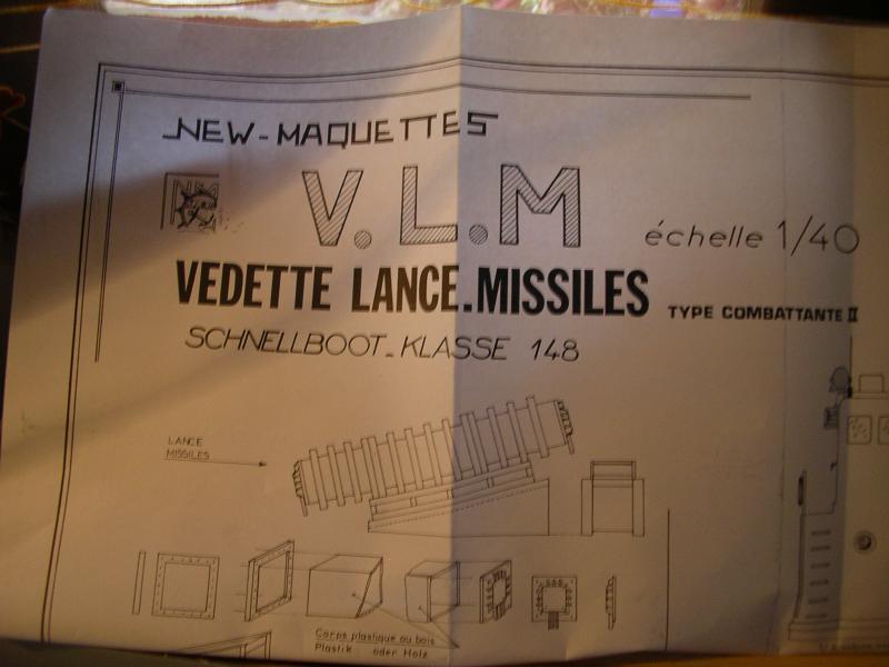 LA COMBATTANTE II VLC 1/40è  new maquettes 409839IMGP1404