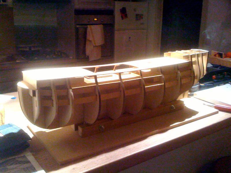 HMS Victory  au 1/95ème - constructo 411710photo6