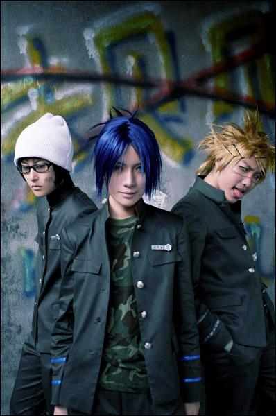 Cosplay !  XD 423160Chikusa_Mokuro_et_Ken
