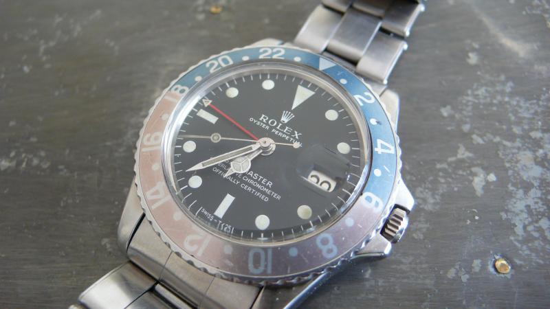 [Vendu] Rolex GMT Master 1675 de 1967 =>4000€ 424108P1010634