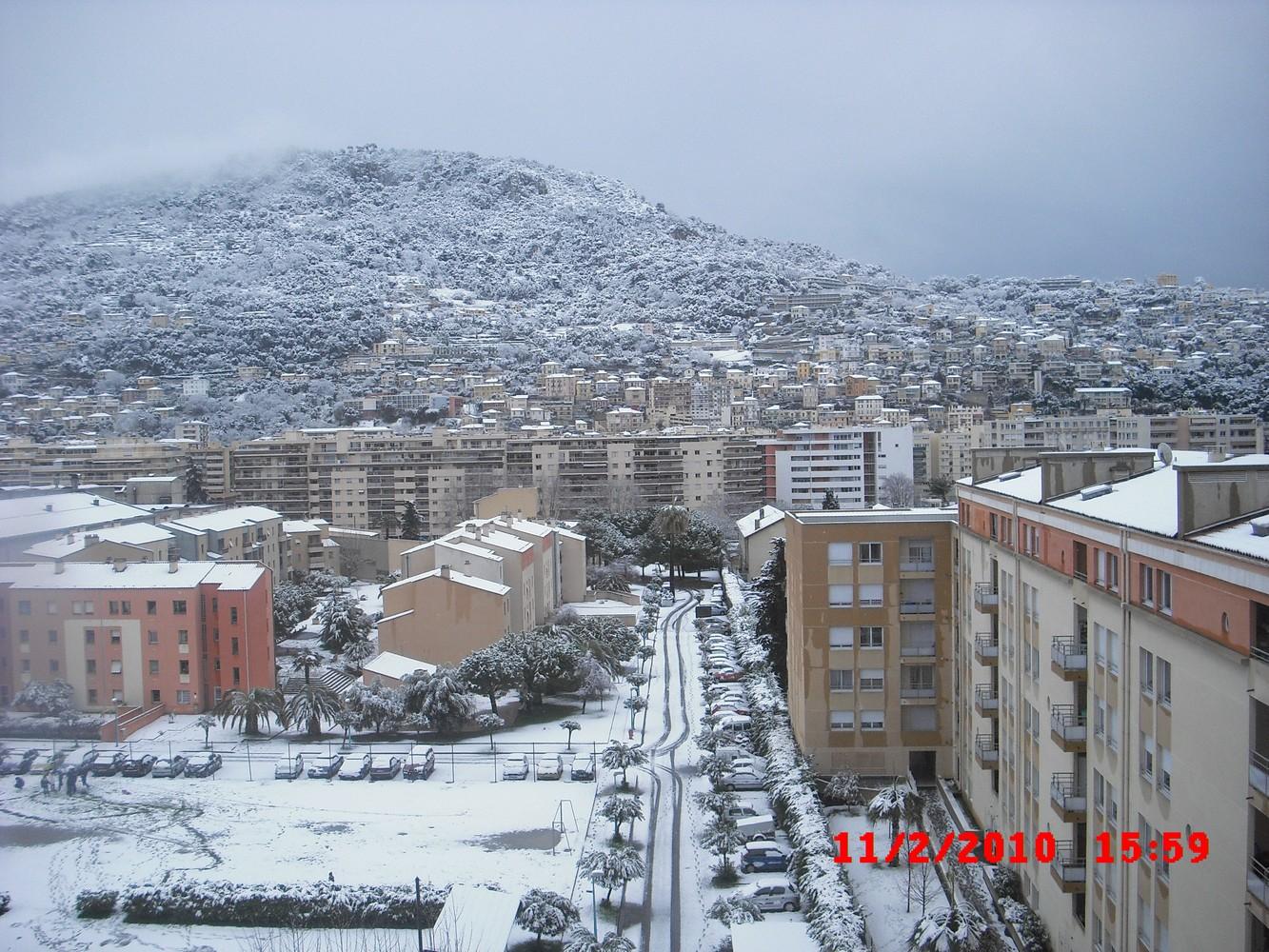 De la neige sur la côte d'azur ! 426723CIMG0030