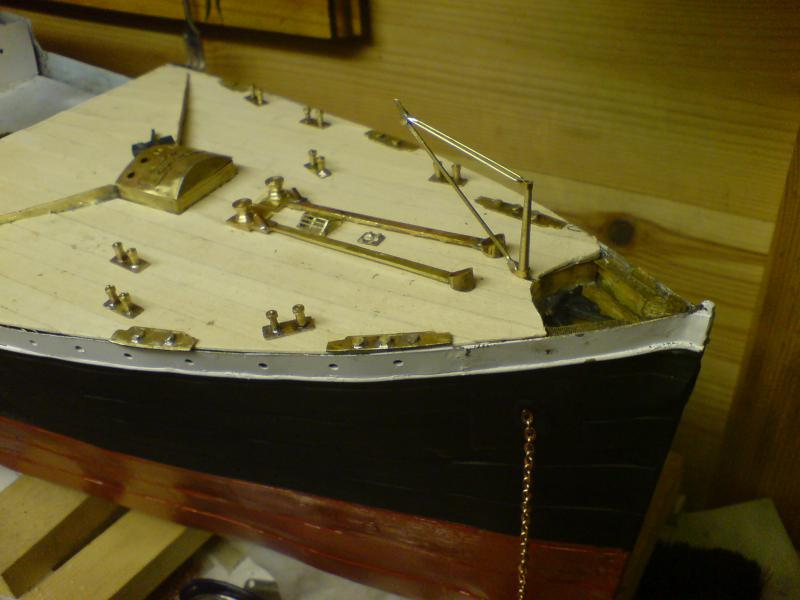 Titanic 1/144 tout en brass 4305437305