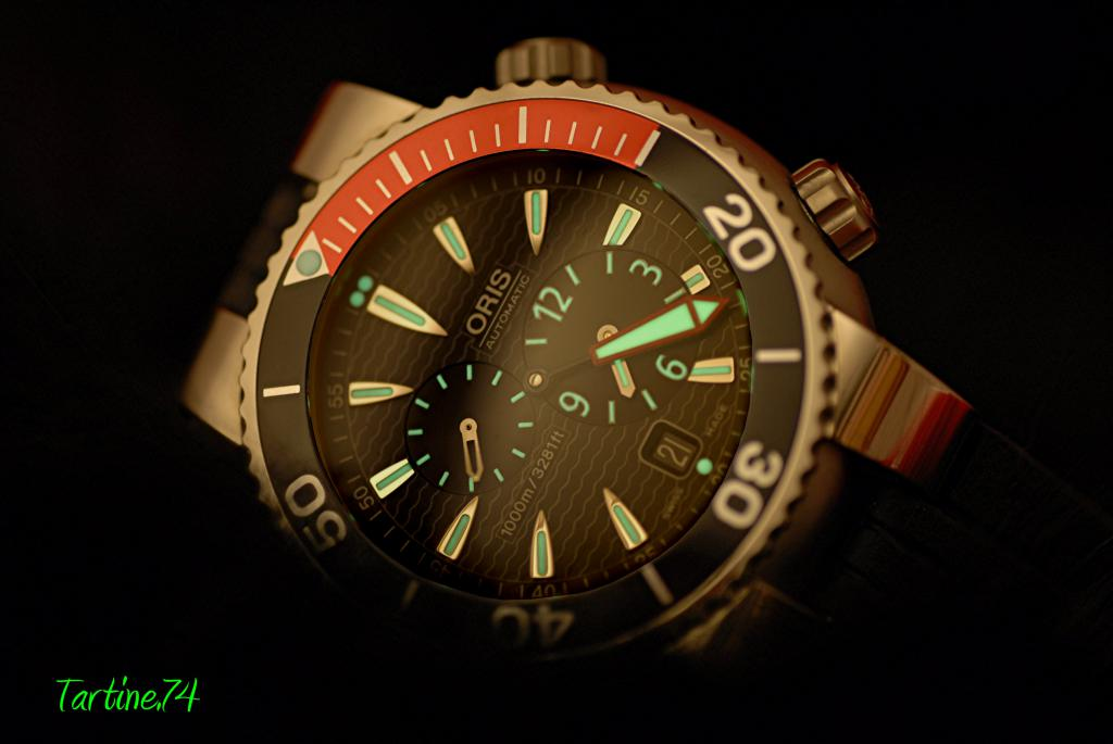 oris - Oris BC3 regulator diver 200M 446932oris_regul_green_dot_2