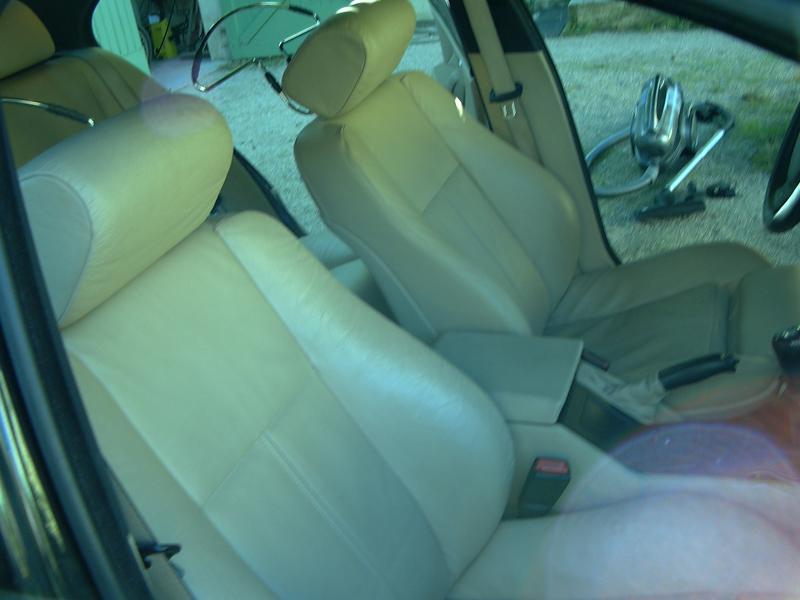 [BMW 530 d E39] Rénovation intérieure d'un Pack Sport M 451521P1000025