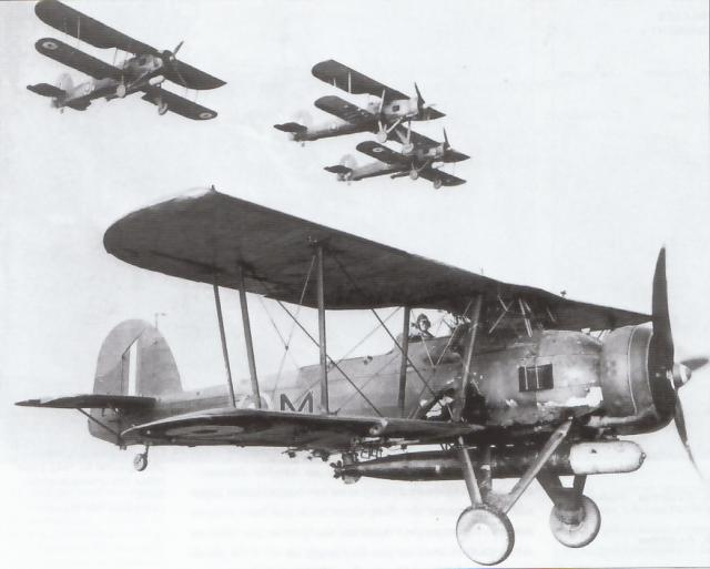 FRANCE CUIRASSES CLASSE RICHELIEU 457543Fairey_Swordfish_I_5