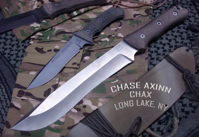 Camp Knife / Chase Axin 466558BIGROBERTS02