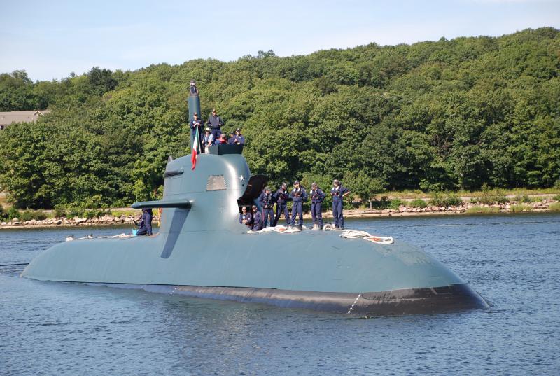 SOUS MARINS D'ATTAQUE TYPE 212 469255Submarine_Scire_arrivee_New_London_Connecticut