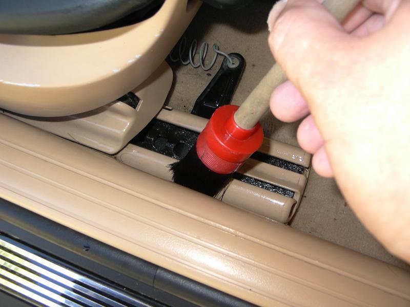 [BMW 530 d E39] Rénovation intérieure d'un Pack Sport M 474031P1000105