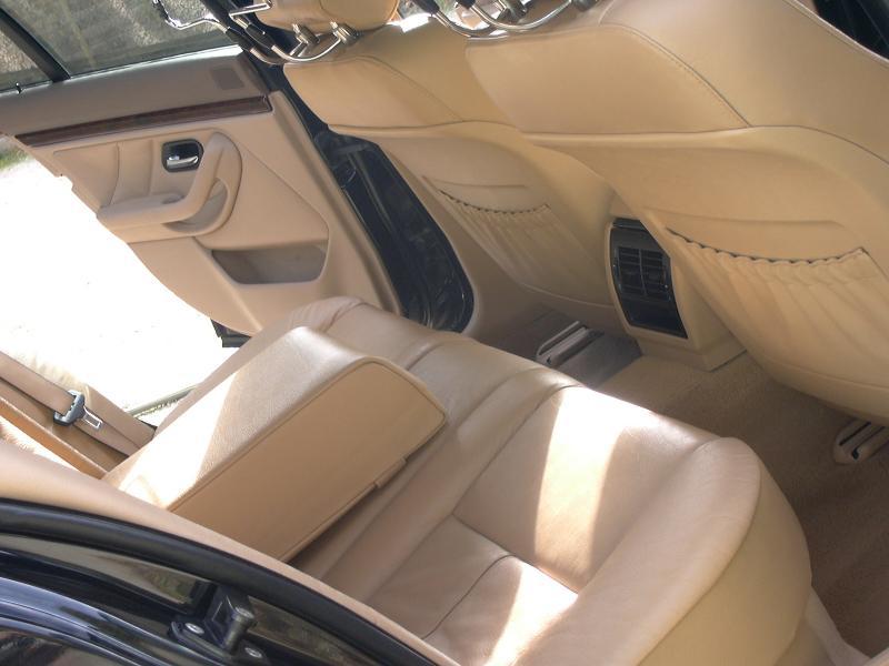 [BMW 530 d E39] Rénovation intérieure d'un Pack Sport M 477883P1000244
