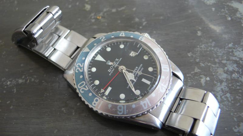 [Vendu] Rolex GMT Master 1675 de 1967 =>4000€ 481697P1010633