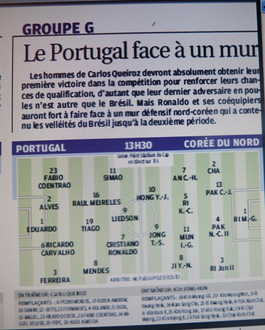"""PORTUGESE LES BRAZILIENS D """"EUROPE 493013P1090426"""