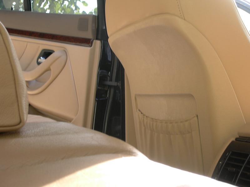 [BMW 530 d E39] Rénovation intérieure d'un Pack Sport M 501233P1000246
