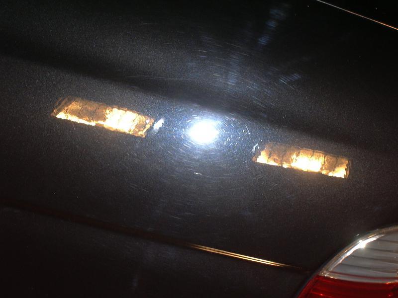 [BMW 530 d E39] Renaissance d'un Cosmos Schwarz Metallic 509402P1000583
