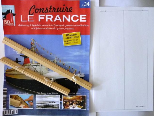 Le france  au 1/250è - hachette-Amati - Page 7 519263Fasc034_r