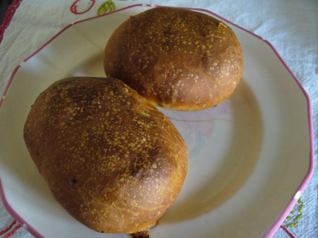 Petits pains fourrés ou Buns 523380P1040779