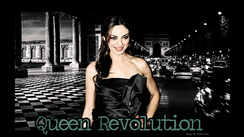 Queen Revolution