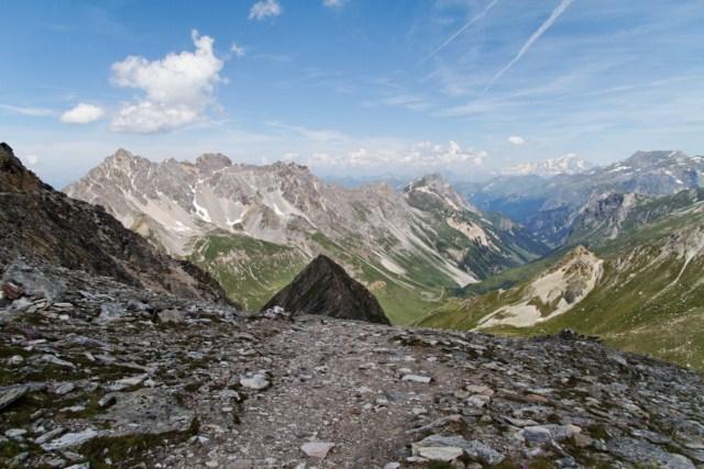Paysages de montagne en Vanoise (entre 2000 et 3500 m) 533457Col_d__Aussois_008__640x480_