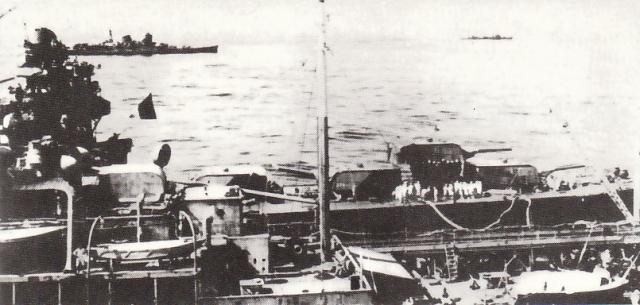 JAPON CROISEURS LOURDS CLASSE TONE 556116Tone_1944